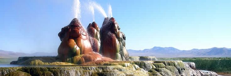 Fly Geyser - Friends of Black Rock High Rock - on private land. This company used to do tours, but do not have access no more.