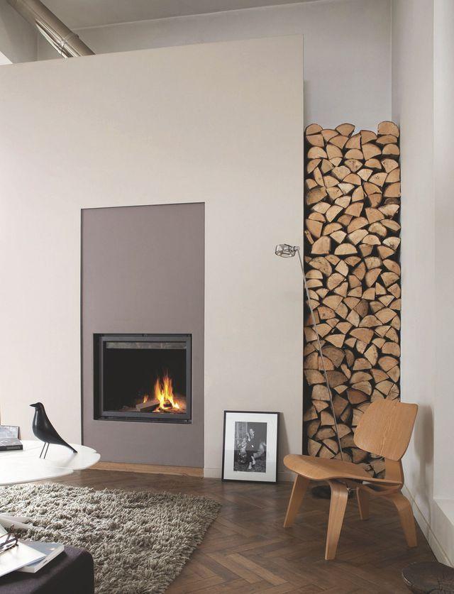 Poêles et cheminées : 6 solutions de chauffage design et économiques - Côté Maison