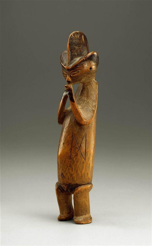 Hungana or Suku, Dem. Rep. Congo, Ancestor Figure.
