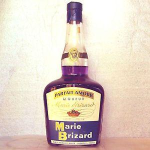 - SPIRITS - Marie Brizard (années 60)