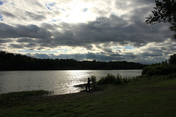 The susquehanna river at steel steeds motorcycle for Susquehanna state park cabins