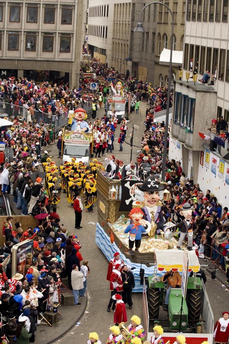 2008: Carnival Celebration, Hürth Efferen + Köln, Germany