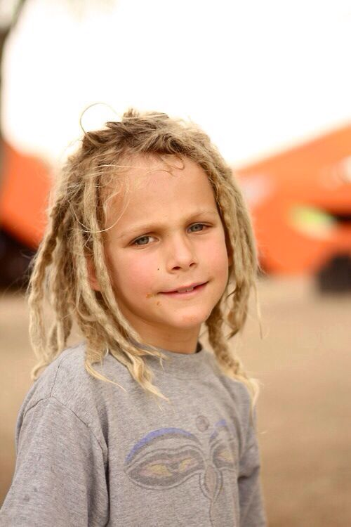 272 Best Images About Kids With Dreads On Pinterest