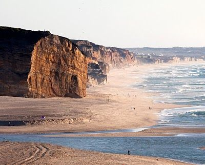 Foz do Arelho beach. Wild beauty... #Portugal
