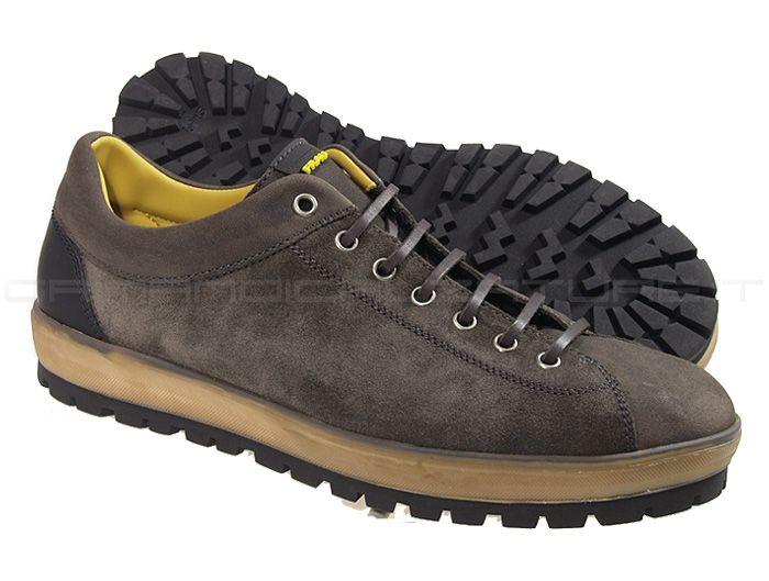 Frau sneakers 22B1 suede ebano AI14 15  1dd8c56fbdb