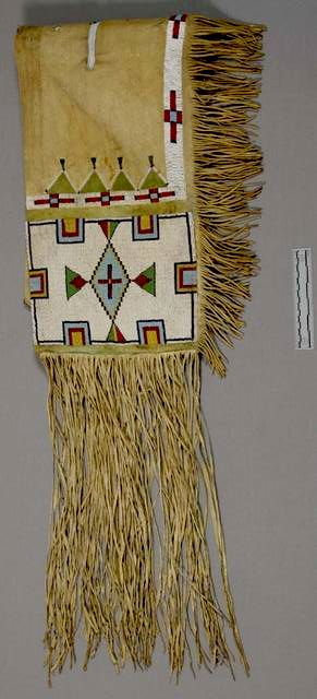 Sioux saddle bags NMNH  ac                                                                                                                                                      More