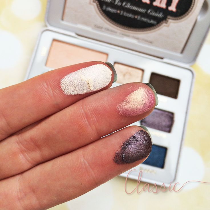 Too Faced Country Review + Swatches Classic Look #beauty #makeup #swatches
