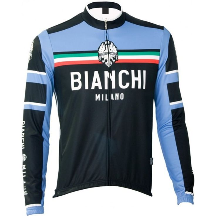 Bianchi Milano Performance Cycling Jersey | Merlin Cycles
