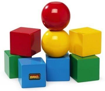 Brio - Magnetic Building Blocks (Wooden) image