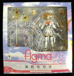 マックスファクトリー figma 魔法少女リリカルなのはStrikerS 高町なのは バリアジャケット ver. 005