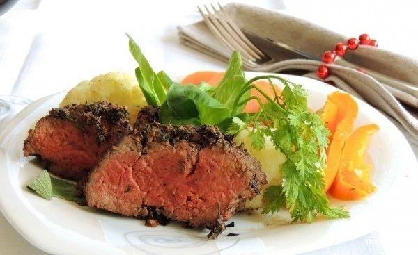 Steak «Chateaubriand»