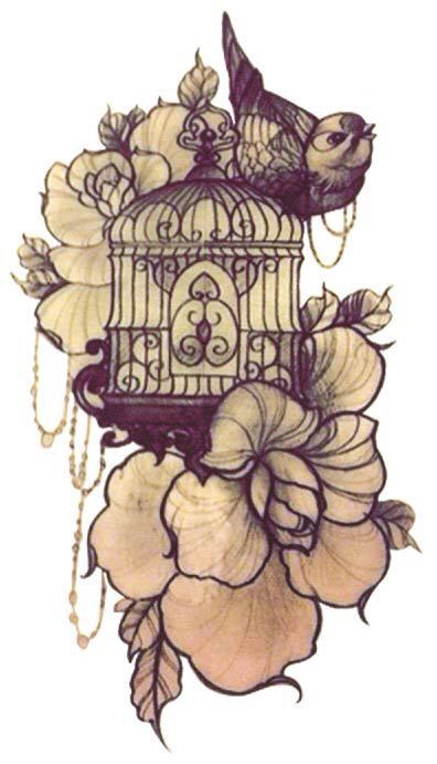 Birdcage Tattoo