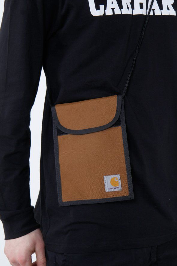 CARHARTT COLLINS NECK POUCH, carhartt, carhartt bag, bag, bags, accessories, official,