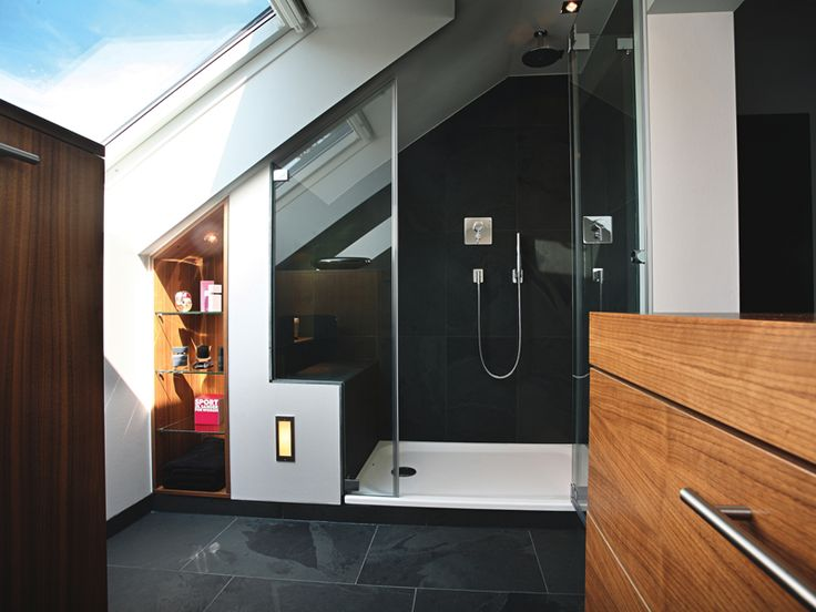 17 Best Ideas About Badezimmer Mit Schräge On Pinterest ... Badezimmereinrichtung Schrge