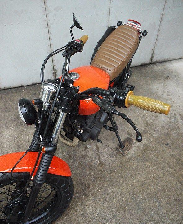 custom tw200, singapore, sg, custom, tracker, street tracker