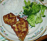 Cod recipe from Kim's New England Kitchen. An easy recipe for cod fish fillets cooked in a frying pan on the stovetop.