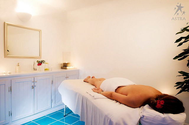 Rejuvenate your body & soul with a VIP Spa treatment at Astra suites
