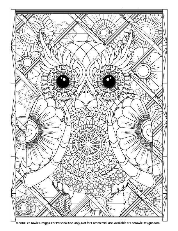 31 Mandala Owl Coloring Pages Wendylee Best Owl Coloring Pages Mandala Coloring Pages Coloring Books