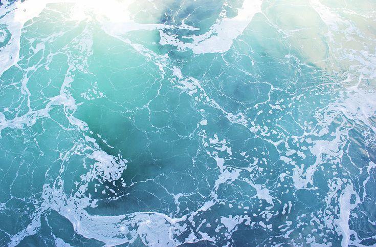 Ocean print ocean canvas water photo water print от AngieMcCullagh