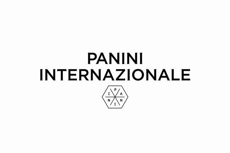Logo and logotype for Panini Internazionale by Stockholm Design Lab