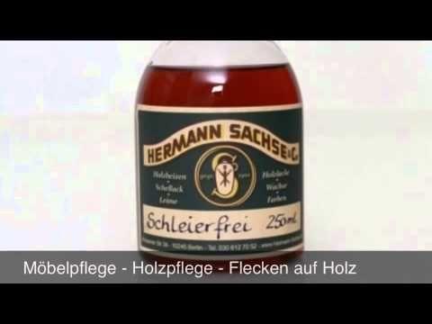 Möbelpflege Holzpflege   Möbelpflege Manufaktur Berlin - YouTube
