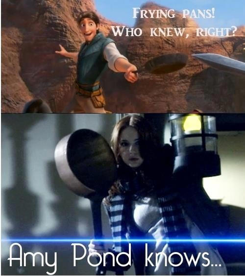 Amy pond knew... Except her's is wood.