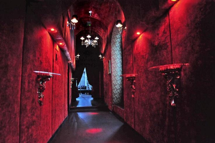 Wnętrze klubu Baccarat w Krakowie Autor:Magdalena