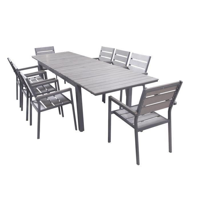 76 Premier Table De Jardin Aluminium Extensible Pictures Check