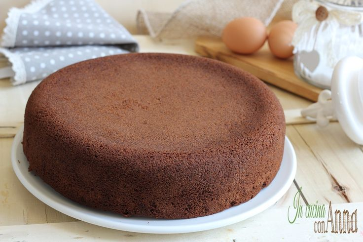 base per torta al cioccolato