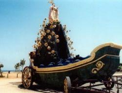 Teatro del sole: SCOPRIAMO LA STORIA DI S. ROSALIA E ADDOBBIAMO IL CARRO