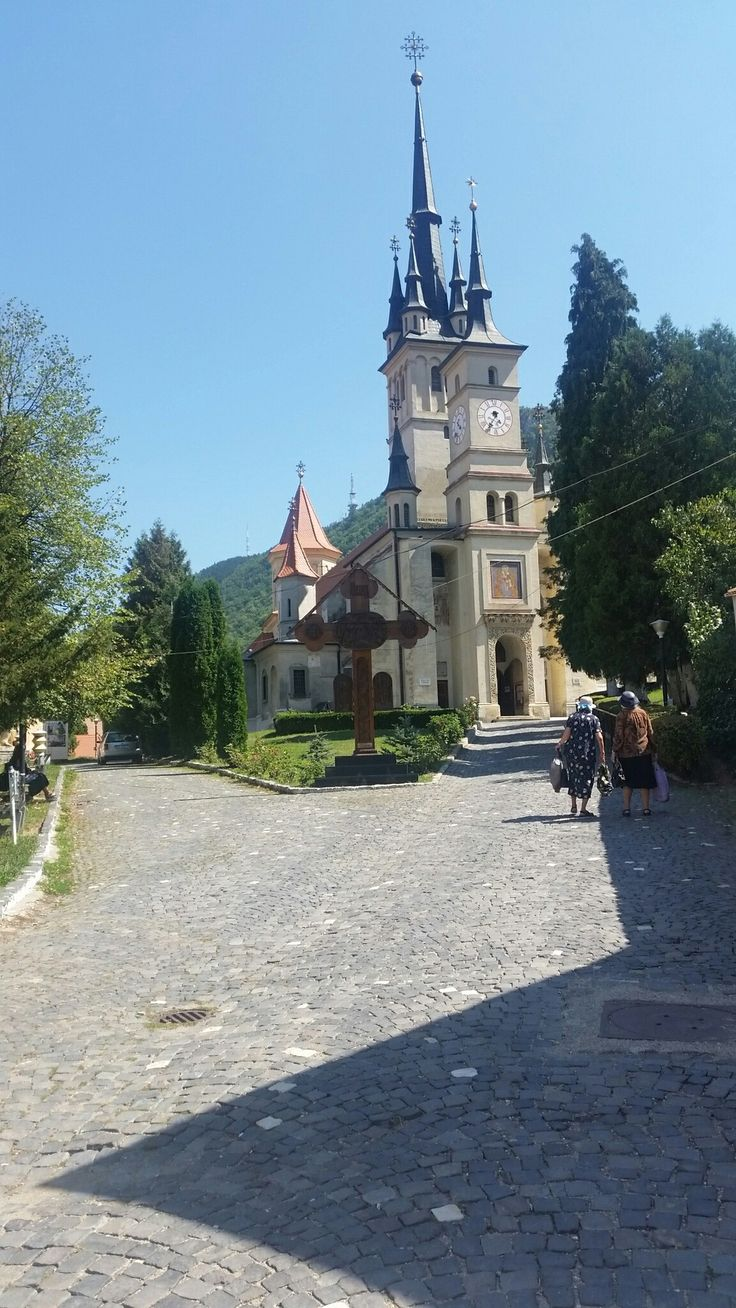 St.Nicholas Church,Brașov,Romania