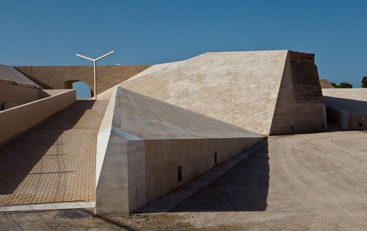 baluard del príncep, palma / Lapeña Torres arquitectos