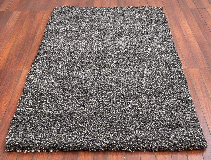 Riff Grey Mix Rug A Luxury Super Heavyweight Pure New Wool Hand Knotted Gy