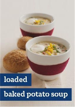 how to make stuffed potato in microwave