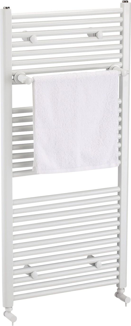 Optim straight white 1100 radiator http://www.bathstore.com/products/optim-straight-white-1100-radiator-2287.html with towel rail   http://www.bathstore.com/products/straight-towel-rail-1937.html