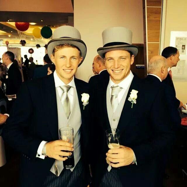 Saaaaaa Cute In The Top Hats The Fabulous Jos Buttler