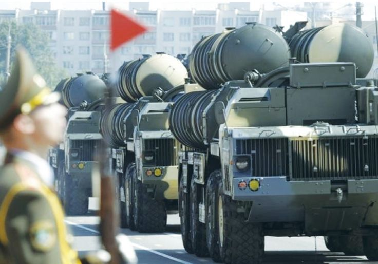 Delivery of Russian S-300 missiles to Iran 'to be done at the soonest opportunity possible'  THE S-300 MISSILE launching system Photo By: REUTERS