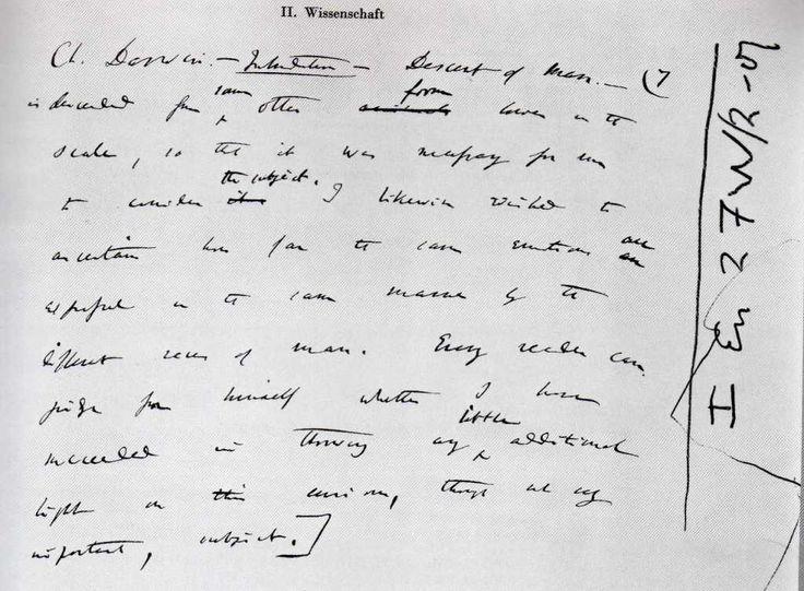 Charles DarwinCreative Memories, Darwin Handwriting, Letras Draft, Charles Darwin, History Moments, Darwin English, English Naturalist, Naturalist 1809 1882, Signature
