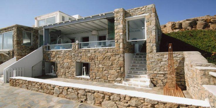Mykonos Gemm Villa Lamda Destinations