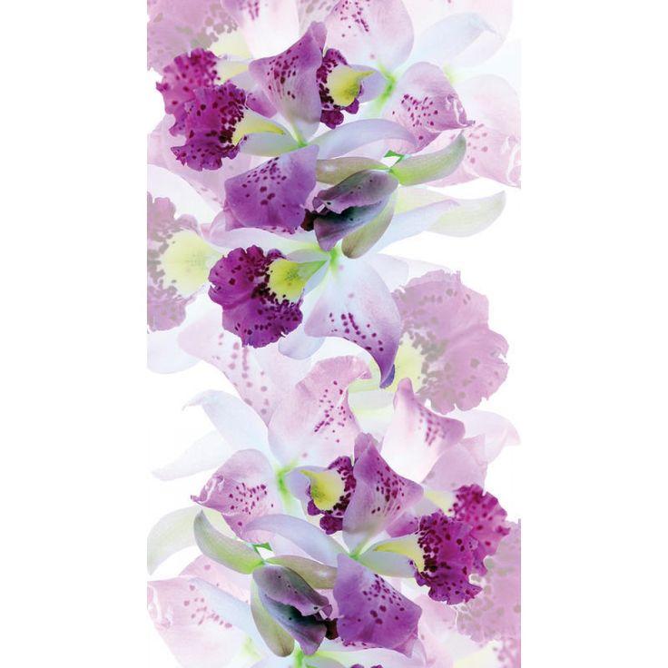 Orchidea virágos függöny #függöny #orchidea #virág #lakberendezés