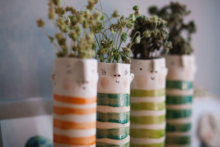 Seramik heykeller / Happy Ceramics