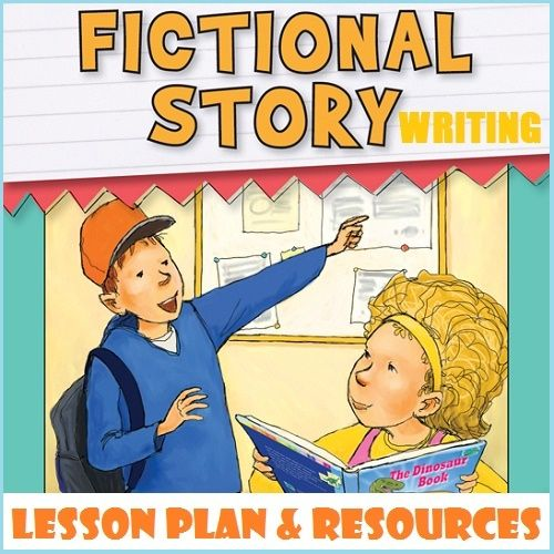 This resource contains everything you need to get going with Fictional Story Writing in your classroom.