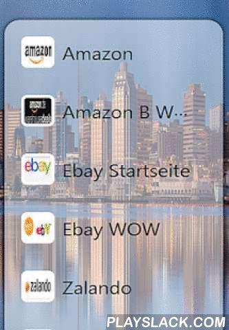 Shopping Guide Online  Android App - playslack.com ,  In dieser App finden Sie eine einfache Zusammenstellung aller wichtigen großen Online Shops. Es ist quasi ein virtuelles Kaufhaus.Die Liste wird ständig aktualisiert.Unter anderem sind dabei:✔ Amazon✔ Ebay✔Galeria Kaufhof✔ Zalando✔ Puma✔ Medionund viele mehr.Für diese App werden keine besonderen Berechtigungen benötigt. In deze app vind je een simpele compilatie van alle belangrijke grote online winkels.Het is als een virtuele winkel.De…