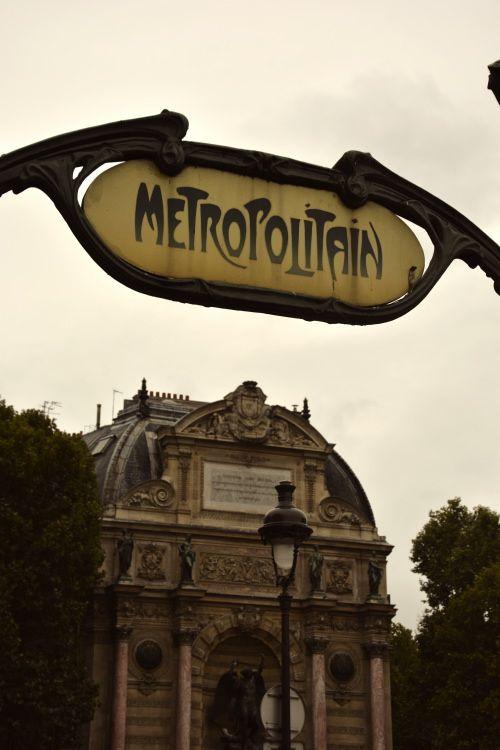 ©Vincent Brun Hannay Paris Place st Michel