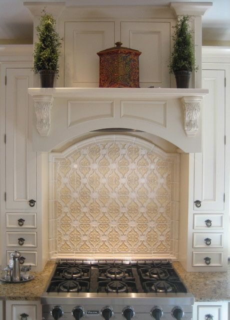 gorgeous backsplash available at craftsmancourtcom - Stein Backsplash Ideen Fr Die Kche