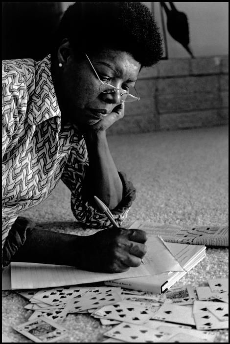 They came to stay essay by maya angelou