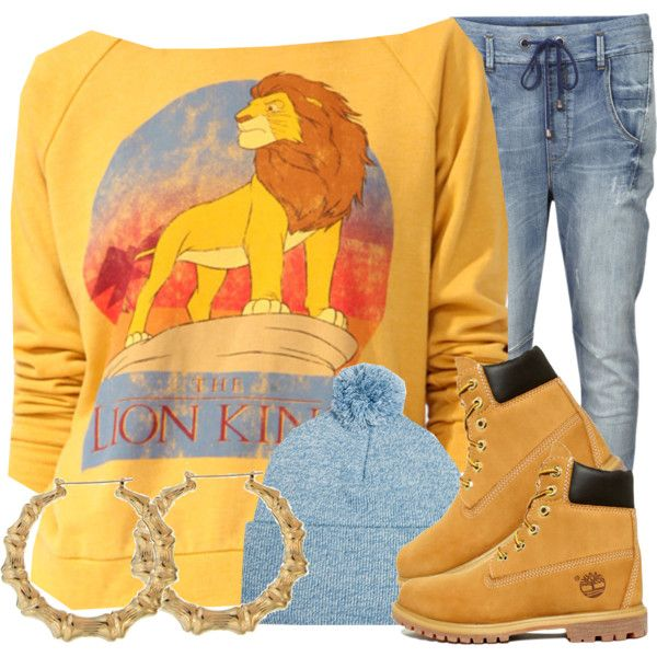 """Lion King <3"" by nenedopesauce on Polyvore"