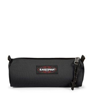Eastpak EK372008 Benchmark 6 Rep Trousse, Mixte, 20 cm, Noir