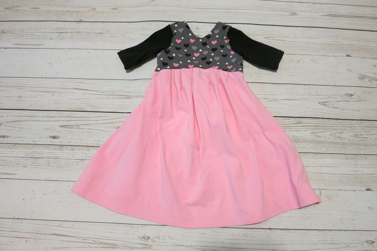 Twirly Alley Cat Toddler/Girls Dress by PennyandLuna on Etsy