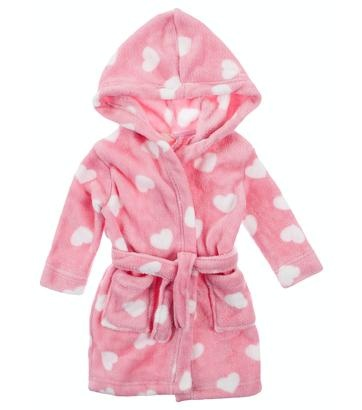 een mooie lekkere warme badjas